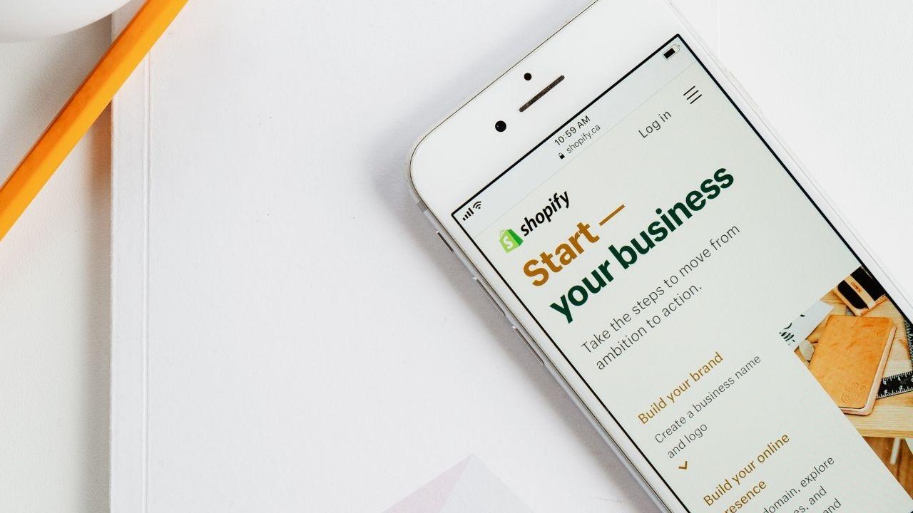 Faire du e-commerce avec Shopify