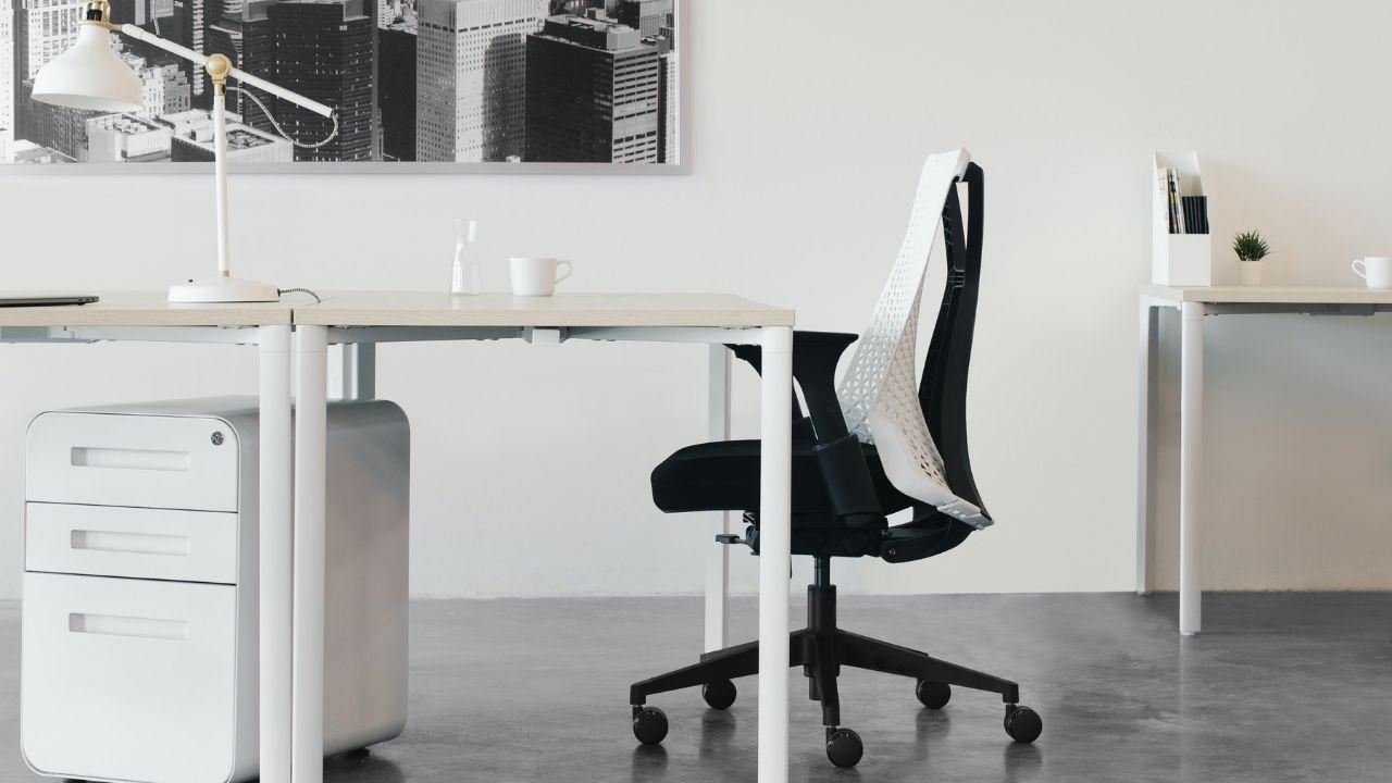 Chaise de bureau pour entrepreneur